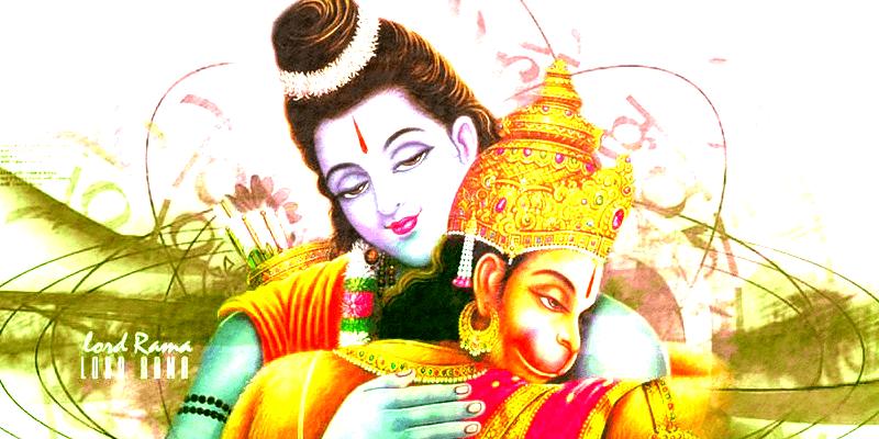 Shree Ram Marutinandanji
